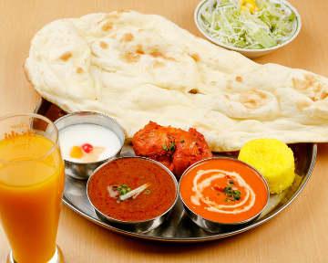 食べ飲み放題 インド料理 マナカマナ 荻窪店の画像