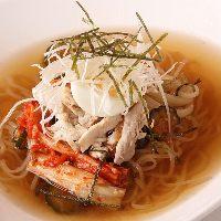 各種韓国料理もあります!! 味に自信有!おつまみにも!