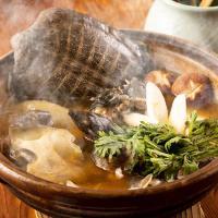 冬はすっぽんなどの鍋料理をご提供!お得に大満足◎