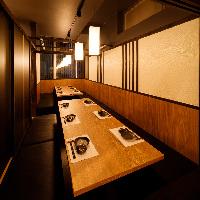 [エリア屈指!] 人気の日本酒を各種ご用意!!迷ったらスタッフまで♪