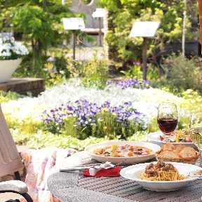 ウィズガーデンカフェ&レストラン