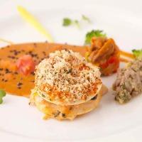 季節の食材を使ったイタリア中北部の地方料理を提供致します。