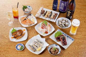丼太郎 九段南本店