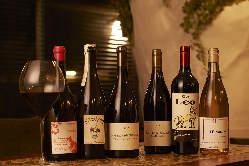 お酒も体に良いものを!一期一会の出会いが楽しいワイン!