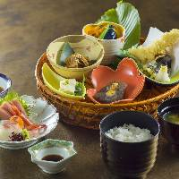 栃木県の穏やかな風土が織り成す食材を味わう御膳