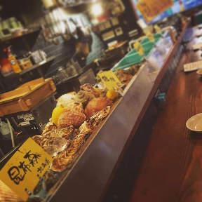 海鮮×日本酒自販機 東京シェルフィッシュ 大森の画像