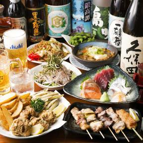 ビアガーデンテラス&個室居酒屋 鳥道酒場 上野本店
