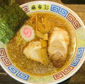 麻布ラーメン 慶応三田店の画像
