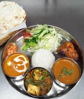 インド料理 Atithi アティティ 作新台店の画像