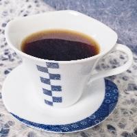 サイフォンで入れたコーヒーをお楽しみ下さい*