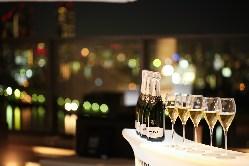 ゲスト様の理想が叶う場所、贅沢で優雅な時間をお約束いたします