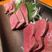 <新鮮> お肉のお刺身は、低温調理済みだから安心