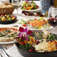 宴会に最適な『ジビエとラクレットチーズのスペシャルコース』