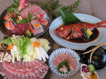 旬菜料理 楽