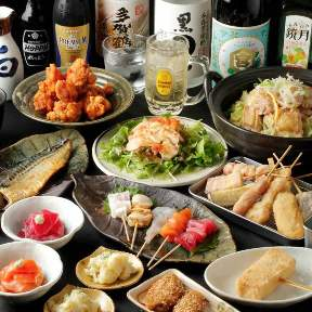 時間無制限飲み放題 オーダー式食べ放題 華縁‐KAEN‐
