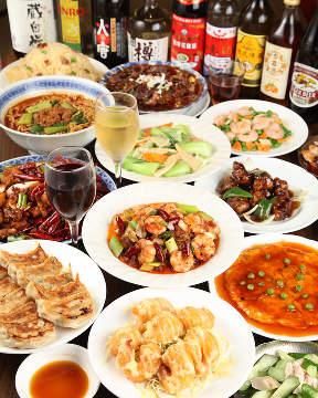中国料理 水仙閣 白楽店