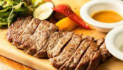 【名物】 肉×パスタ×ローストビーフとボリューム満点コスパ◎