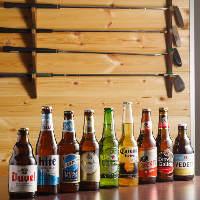ビール好きに◎世界各国のクラフトビール9種をラインナップ