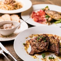 VOCE自慢の肉料理やパスタが楽しめる宴会コースは3,000円~