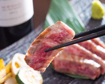 鉄板焼dining 炉庵 ‐roan‐