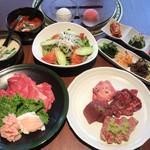 中野坂上 焼肉 ブルズ亭の画像