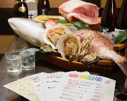 [季節メニューも豊富] 旬の厳選食材を使ったメニューも人気!!