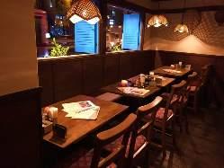ネパリコ駒澤大学店では貸切宴会も可能です!