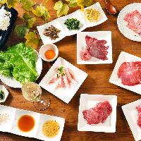 厳選食材を使用した逸品料理をご堪能ください。