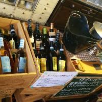 イタリア産ワインを中心に世界各国のワインが勢揃い♪