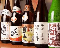 ◆種類豊富にお酒をご用意しております☆お食事、飲み会に◎