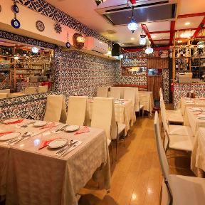 ニューアリババ トルコレストラン&バー 関内馬車道店の画像