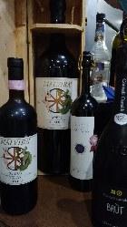 イタリアワインのみで20種以上。マリアージュをお楽しみください