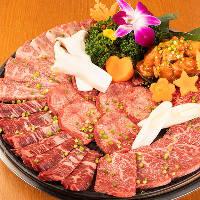 ◇コース◇ 上質な国産和牛の豊かな味わいをご堪能ください。