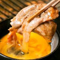 [名物たまき焼き] まず感じる柔らかな食感…噛めば旨味溢れる!