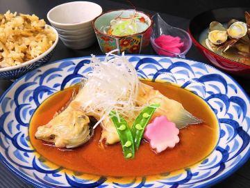 金田漁協直営・海鮮レストラン「舫い船(もやいぶね)」