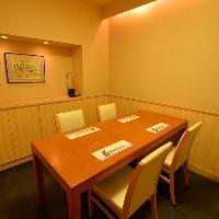 【上質な和空間】 落ち着いた雰囲気の個室で接待・会食を