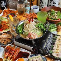 宴会コースは3980円~ご用意しております!