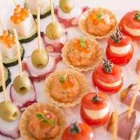 """""""ご宴会"""" 彩り鮮やかなお料理はパーティーシーンにぴったり"""