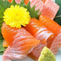 """群馬県の最高級ニジマス""""ギンヒカリ""""料理も自慢の一品。"""
