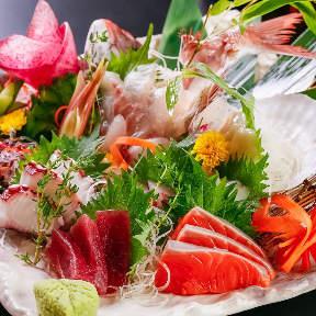 まぐろ食べ放題の個室居酒屋 うおや 田町店の画像