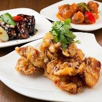 【中華料理】 麻婆豆腐や酢豚など中国出身のシェフが作る逸品