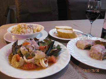 本格イタリア料理と旨い酒 B.G.ITALIANO イタリアーノ