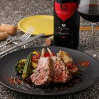 ジューシーで柔らかいお肉や色彩豊かなお野菜が勢ぞろい!