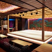 新感覚の劇場型レストランで伝統芸能をご堪能下さい。