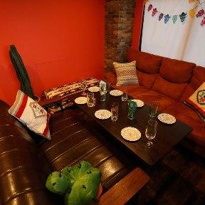 ソファー個室 Casa de kiku (カサ デ キク)溝の口の画像