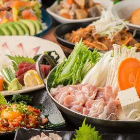 餃子ともつ煮 みかづき 大和駅前店