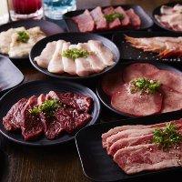 こだわりの特注ダレ。肉のうまさを際立たせます!