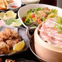 【食べ飲み放題】 約50品のお料理が存分に楽しめる夢のコース