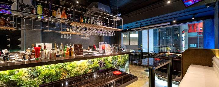 LITTS BAR&GRILL SHIBUYA 【バー リッツ 渋谷】の画像