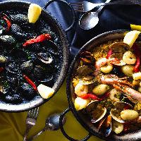 本格的なスペイン料理を味わえます♪おすすめはパエージャ♪